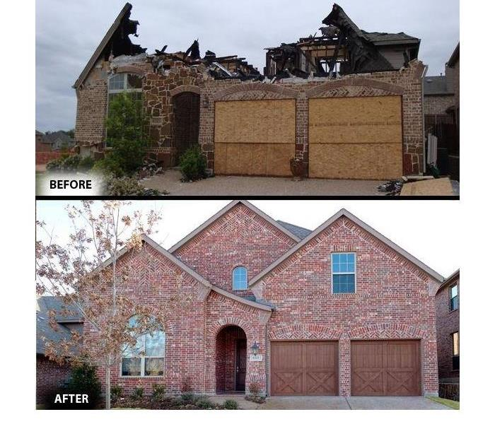 Storm damage considerations Before