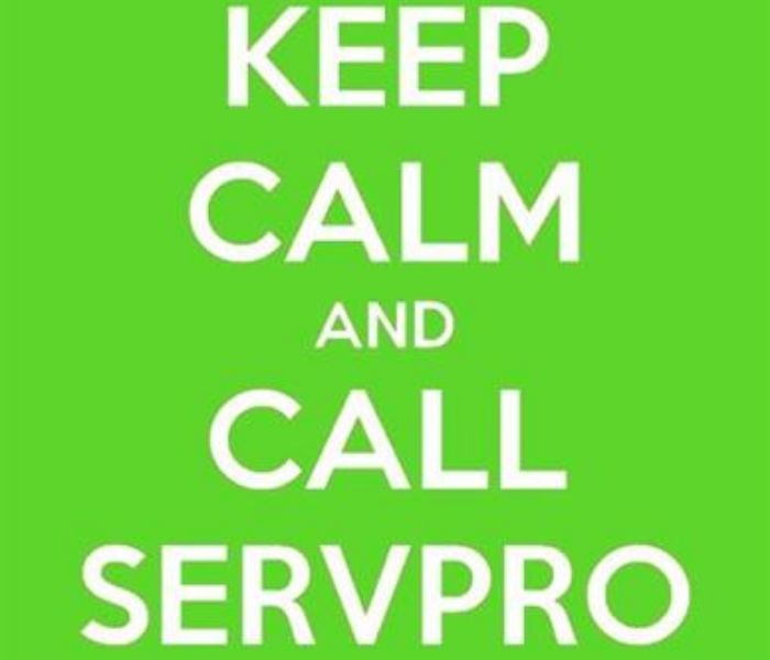 Why SERVPRO SERVPRO® Service Policy