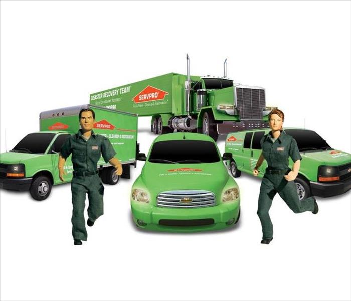 Water Damage SERVPRO of Springfield 24 Hour Emergency Water Damage Service
