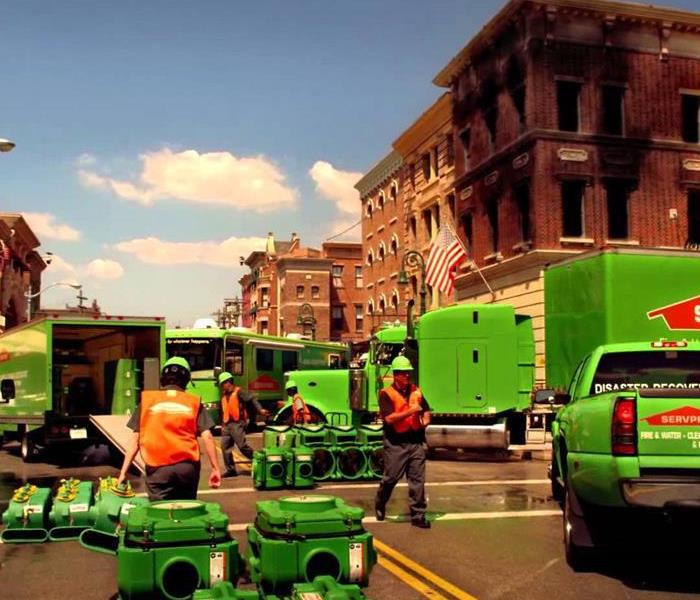 Commercial SERVPRO® of Springfield is Here to Help Your Business in an Emergency!
