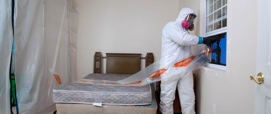 Springfield, IL biohazard cleaning